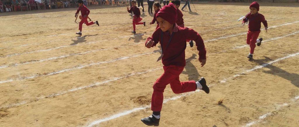 Amritvidyalaya Running